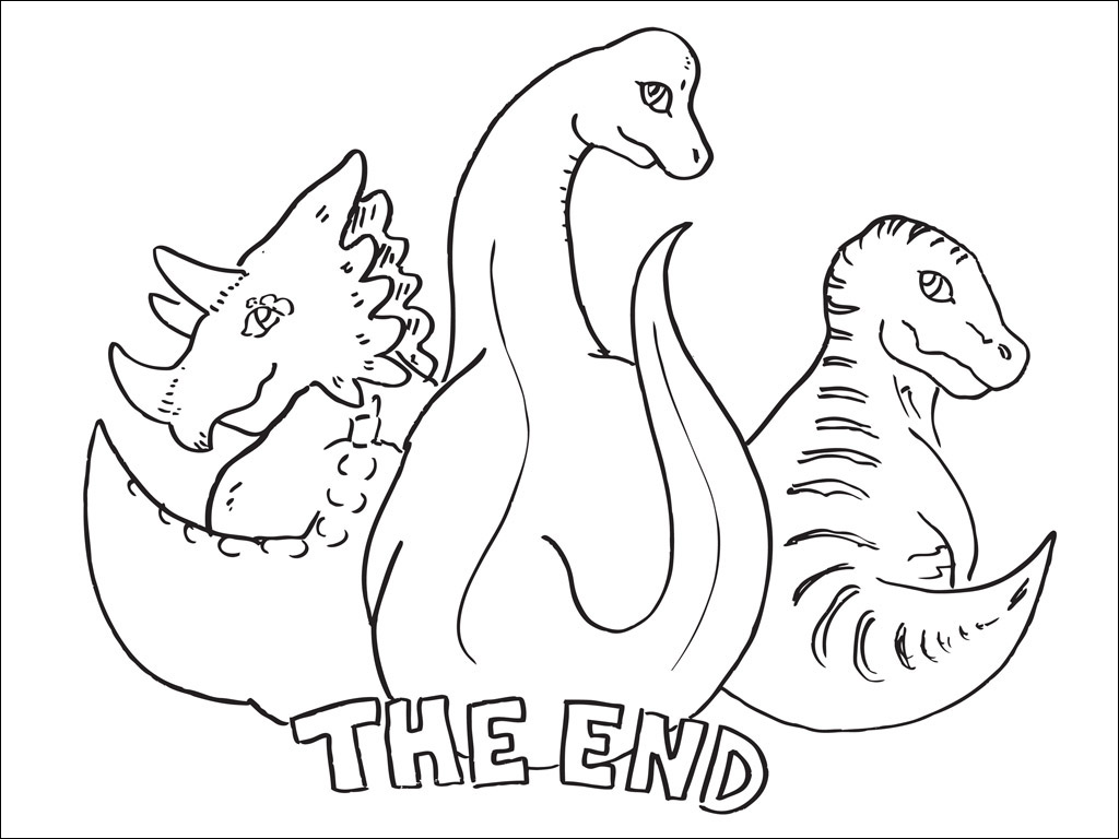 dinosaur coloring book pages.html